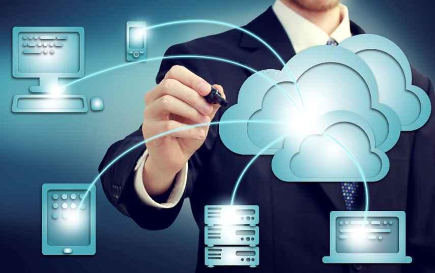 nubes empresariales